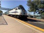 Metrolink MPI MPXpress #889 Arrives in Irvine.