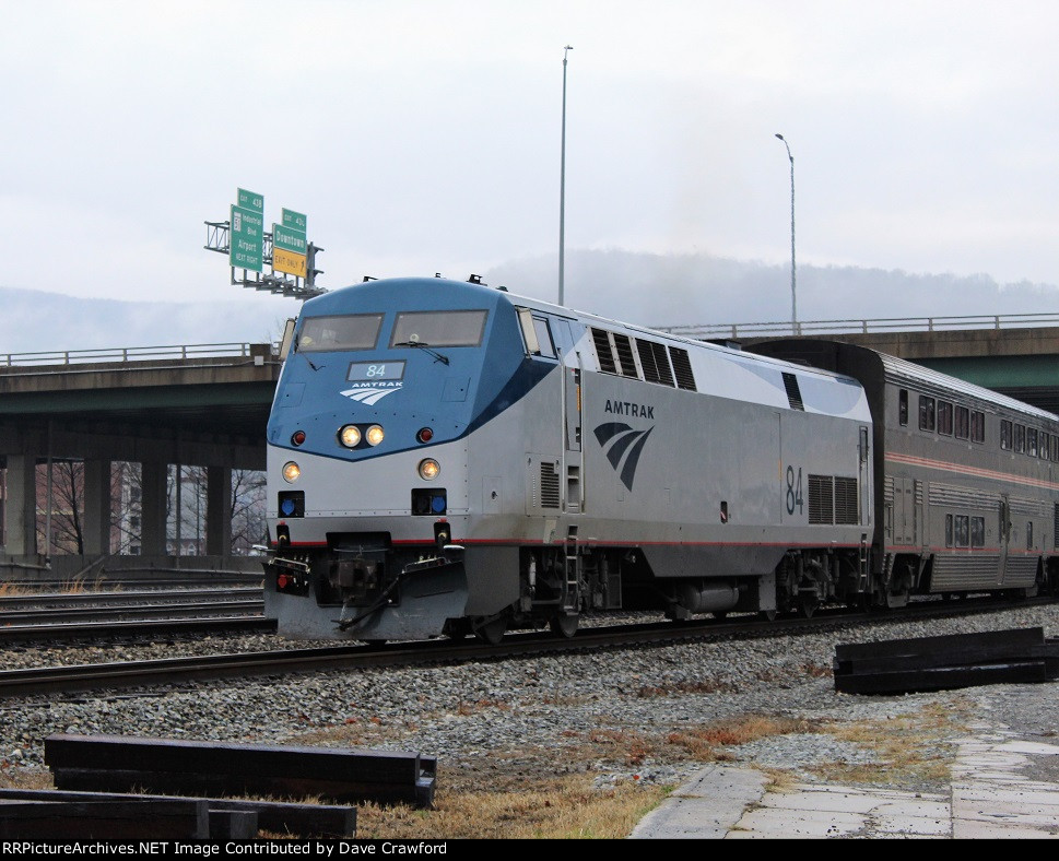 Capitol Limited Train 29