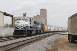 PAL 4522 & 4518 work the south end of Oak St Yard