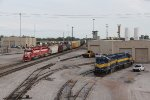 Former IC&E units sit at Madison Yard