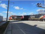 CN 3809 and CN 2856