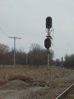 Signals at Shawano Junction