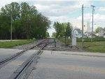 CN, former MILW, Rails at Kiel, WI