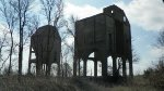 Illinois Central Coaling Towers