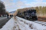 Railfans Galore