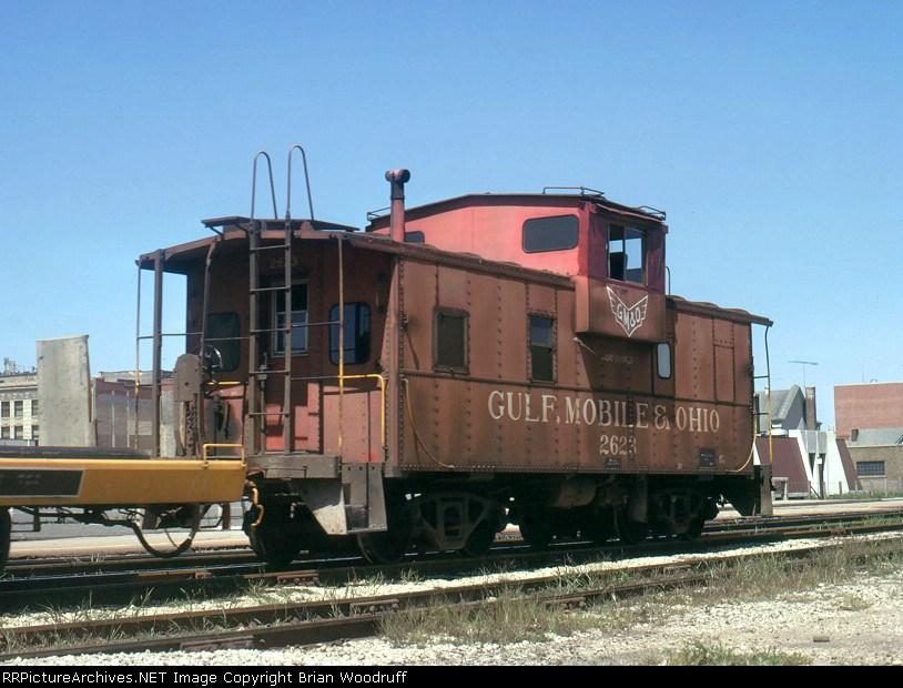 GM&O 2623