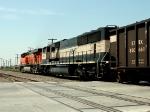 BNSF 5800 & BNSF 9517