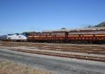 PRR 5809 & Amtrak 91