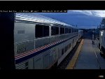 Amtrak Superliner I Coach #32039 on the Southwest Cheif