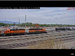 BNSF SD40-2 #1921 and GP39M #2882 Arrive in Belen