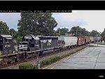 Norfolk Southern SD40-2 #3524 at Thomasville
