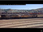 Union Pacific  GE AC44CWs at Barstow