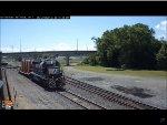 Short NS Train
