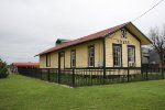 Another angle of the Kress, TX depot.