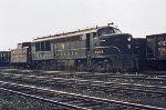 PRR 9458, FF-20, 1956