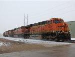 BNSF 6006
