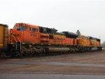 BNSF 9124 DPU