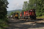 Four of WNYP's Alco's meet at Clermont Junction