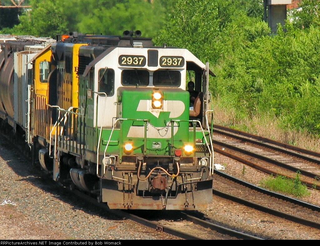 BNSF 2937