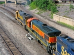 BNSF 4242