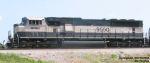 BNSF 9550