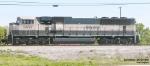 BNSF 9599