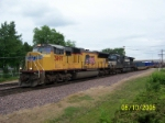 Clean UP 3897 leads NS horse towards Global III