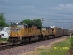 up 4280 heads west with autoracks