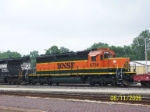 Closeup of BNSF 6798
