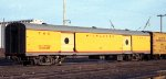CMSTP&P/REA Express Messenger car #1318