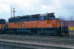 CMSTP&P SD40-2 #204