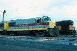 EL U25B #2516 on CMSTP&P