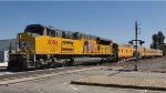 UP 3084 Union Pacific PYUCB-08 passenger special rolls through Mission Mill Rd
