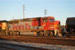 Warbonnet GP60M in the Setting SunLight