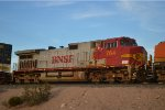 BNSF 764 at Sunset in the Desert
