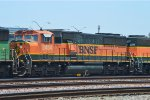 The one and only BNSF H1 Painted SD60M