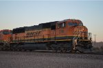 BNSF SD75M Leader At Ludlow
