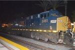 CSX Seaboard System Railroad Heritage Sticker Unit