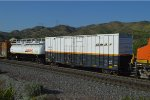 BNSF Safety Training Freight Cars
