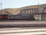 A KCSM Gray Ghost in Barstow