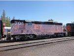 The Pink Locomotive