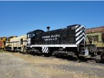 A Pair Of Alco S1 switchers from 2 different RRs @ WPRM