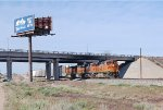 EB BNSF being all Transconinationy