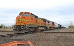 BNSF 518 and 548