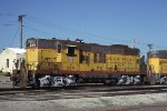 UP 209 at Council Bluffs IA