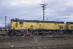 CNW 6715 at Spooner WI