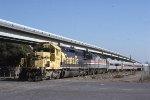 ATSF 5050 helping Amtrak