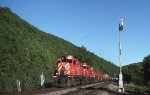 CP 1819 West on #557