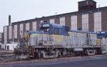 DH 504 at Colonie