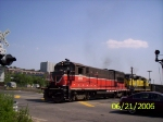 BDLX 2209 has the lead on this NYS&W local